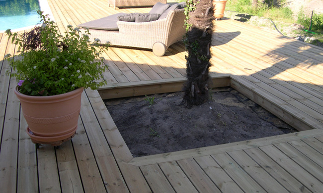 Philippe lagorce am nagement ext rieur terrasses bois for Amenagement de piscine exterieur